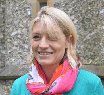 Laura Palmer - Parish Administrator